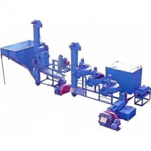Комплекс для производства подсолнечного масла ОВОР - 450
